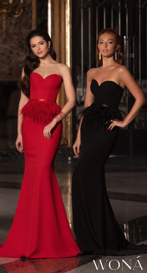 Wona Evening Dresses -Style 20615