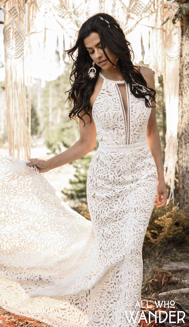 Wedding Dresses by All Who Wander - Adley
