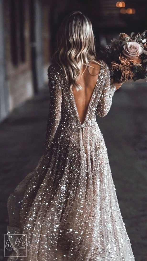 Dream Bling Wedding Dress - Chosen by One Day