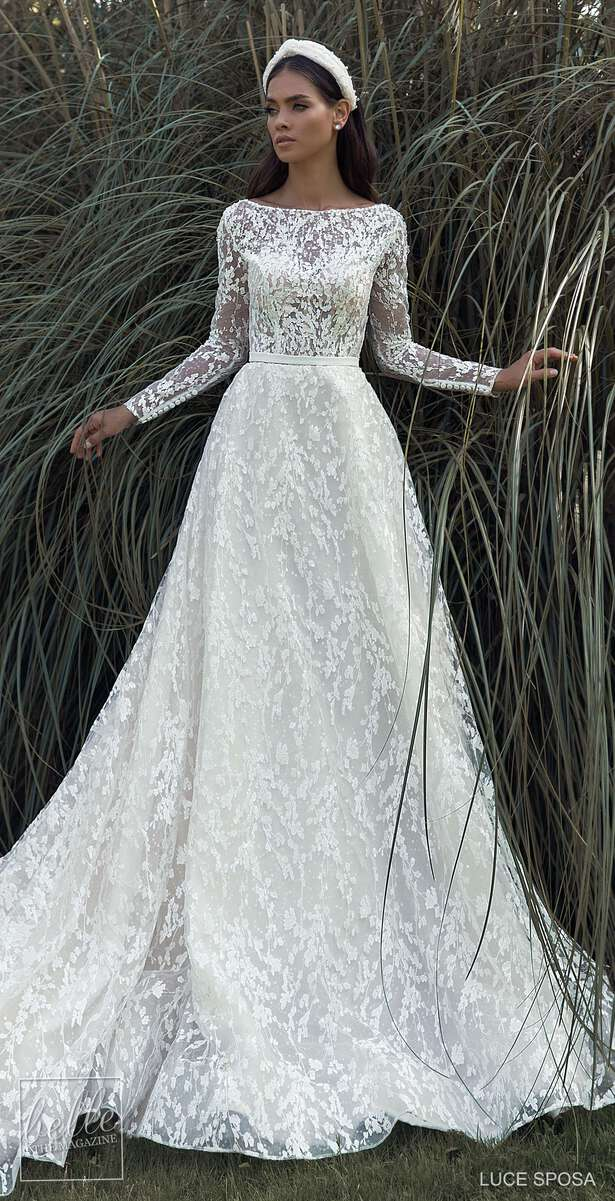Luce Sposa 2020 Wedding Dresses- Istanbul Collection - Addison