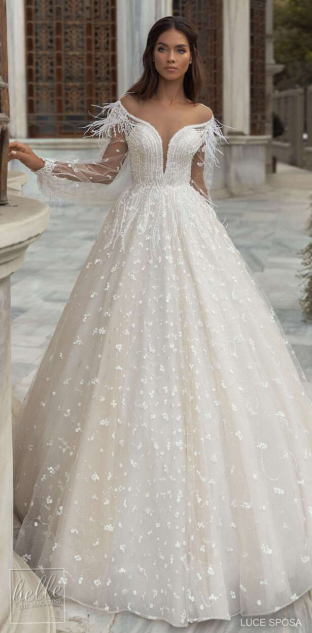 Luce Sposa 2020 Wedding Dresses- Istanbul Collection - Aliyah