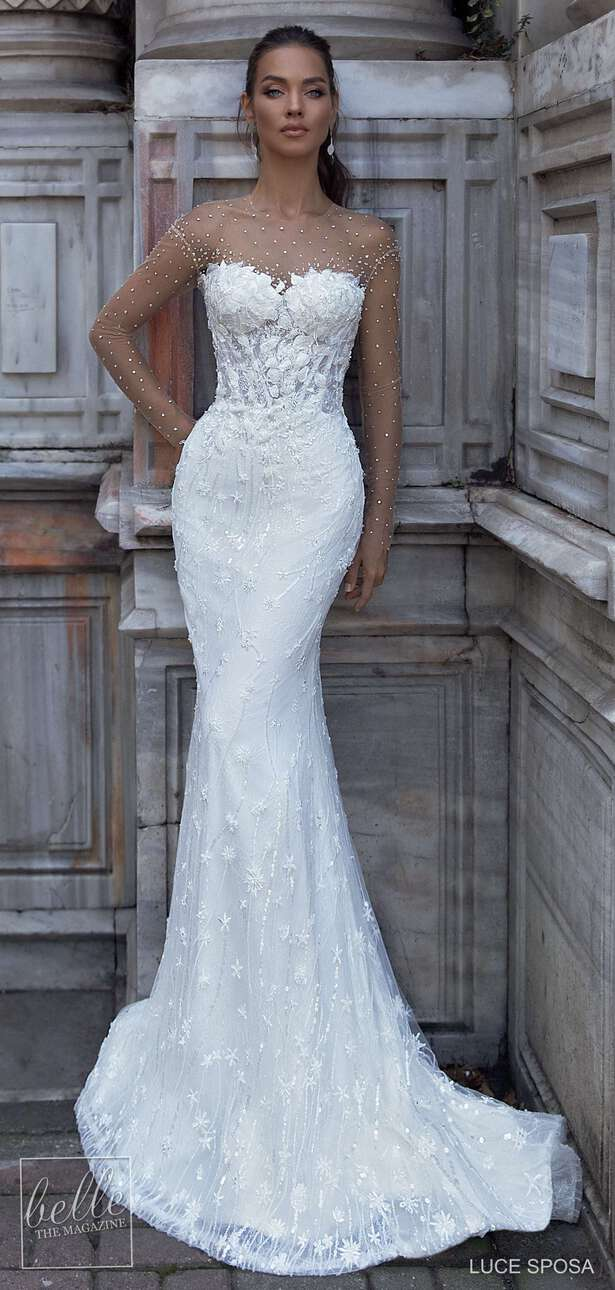 Luce Sposa 2020 Wedding Dresses- Istanbul Collection - Amara