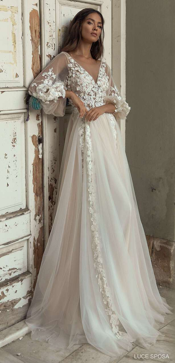 Luce Sposa 2020 Wedding Dresses- Istanbul Collection - Brielle