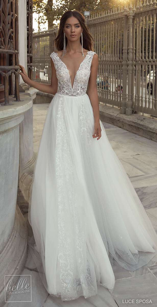 Luce Sposa 2020 Wedding Dresses- Istanbul Collection - Cadence