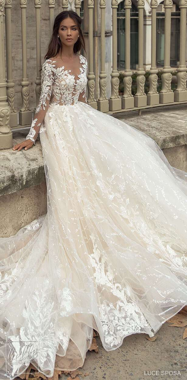 Luce Sposa 2020 Wedding Dresses- Istanbul Collection - Evelyn