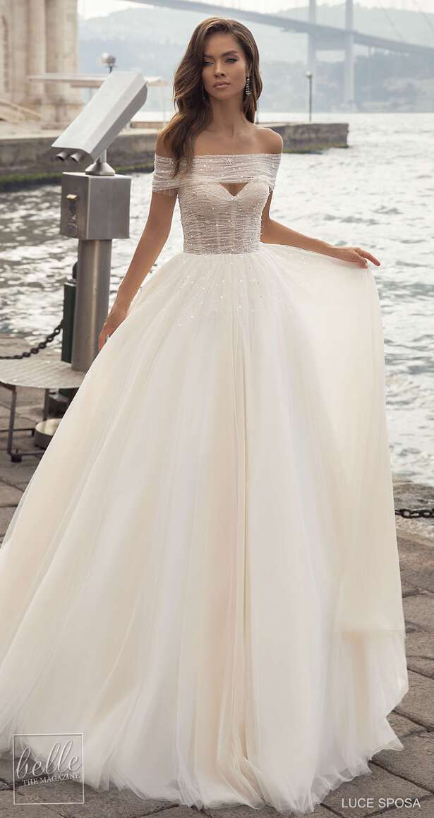 Luce Sposa 2020 Wedding Dresses- Istanbul Collection - Everly