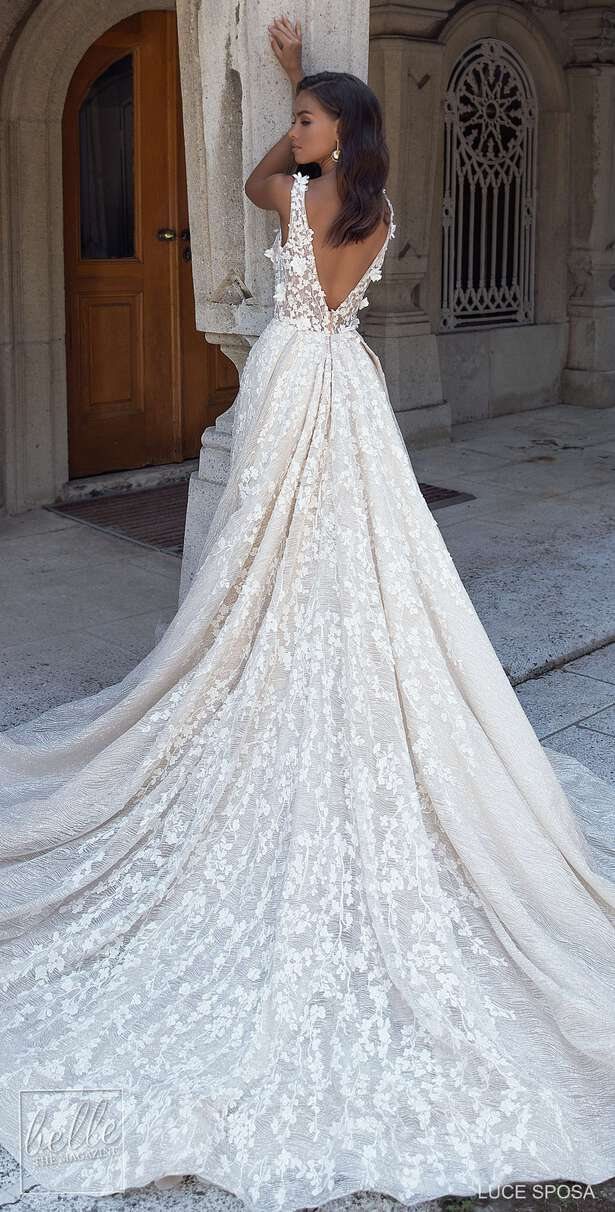 Luce Sposa 2020 Wedding Dresses- Istanbul Collection - Gianna