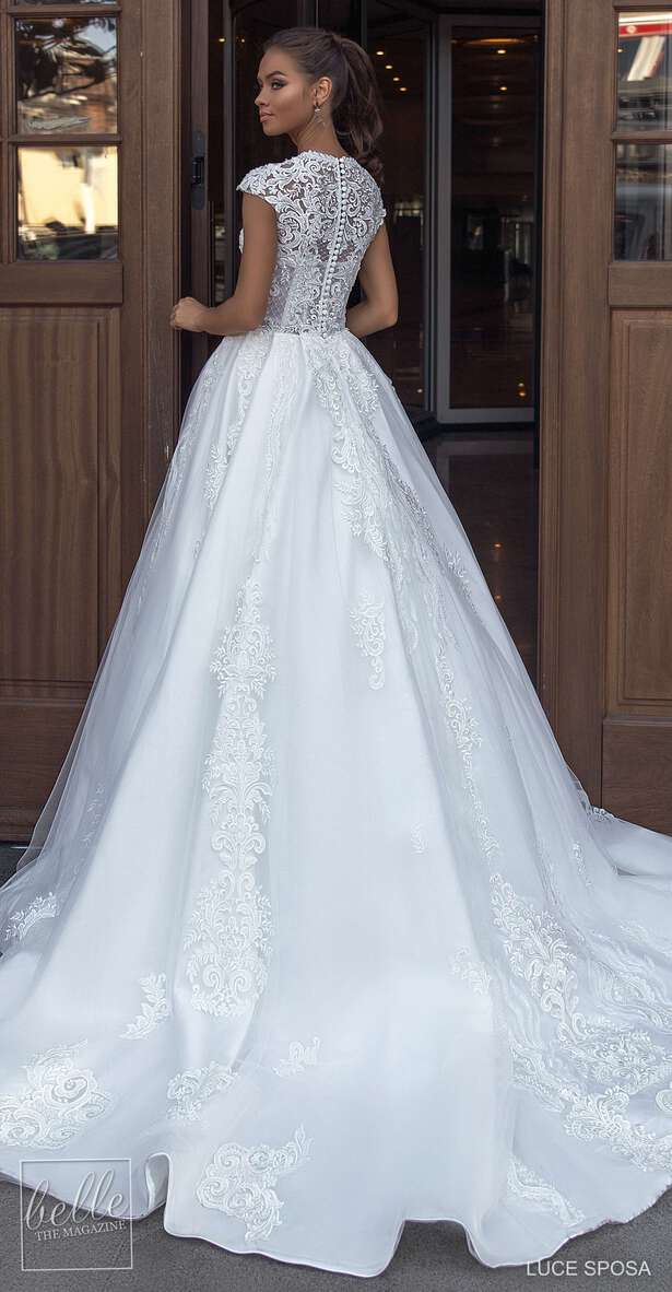 Luce Sposa 2020 Wedding Dresses-Istanbul Collection - Gulsina