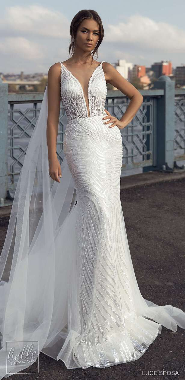 Luce Sposa 2020 Wedding Dresses- Istanbul Collection - Khaleesi