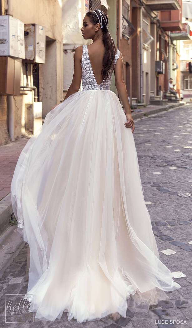 Luce Sposa 2020 Wedding Dresses- Istanbul Collection - Kora