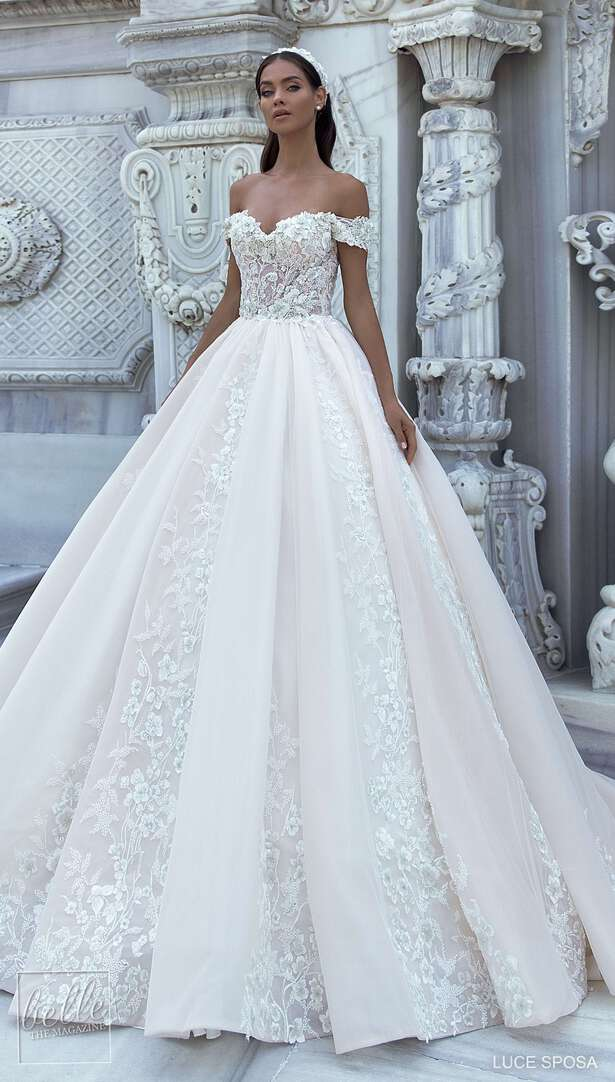 Luce Sposa 2020 Wedding Dresses- Istanbul Collection - Lyra