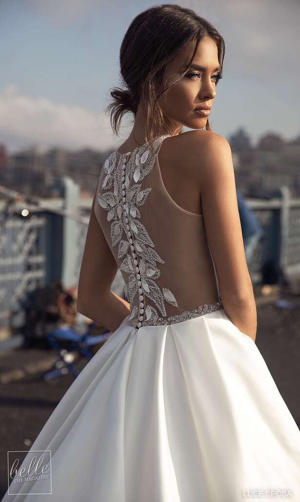 Luce Sposa 2020 Wedding Dresses- Istanbul Collection - Nalani