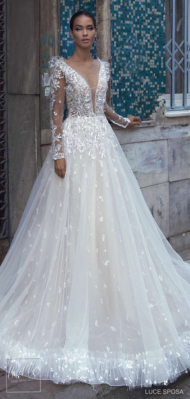 Luce Sposa 2020 Wedding Dresses- Istanbul Collection - Nora