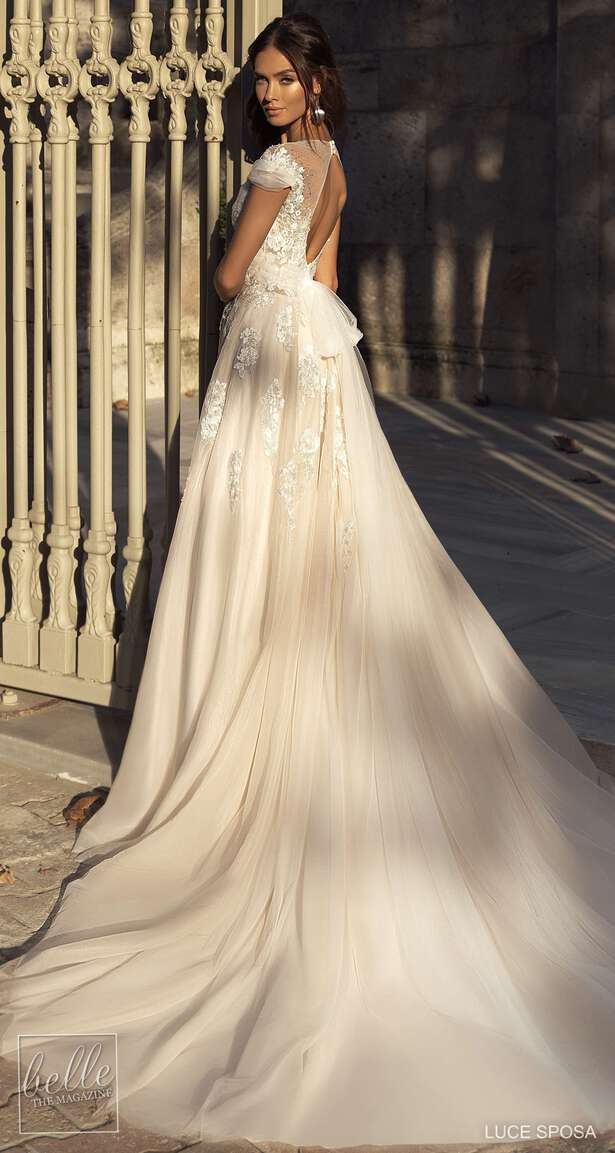 Luce Sposa 2020 Wedding Dresses- Istanbul Collection - Raelyn