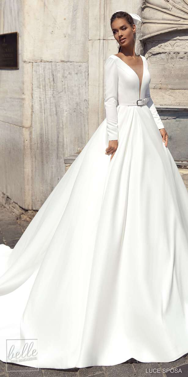 Luce Sposa 2020 Wedding Dresses- Istanbul Collection - Riley