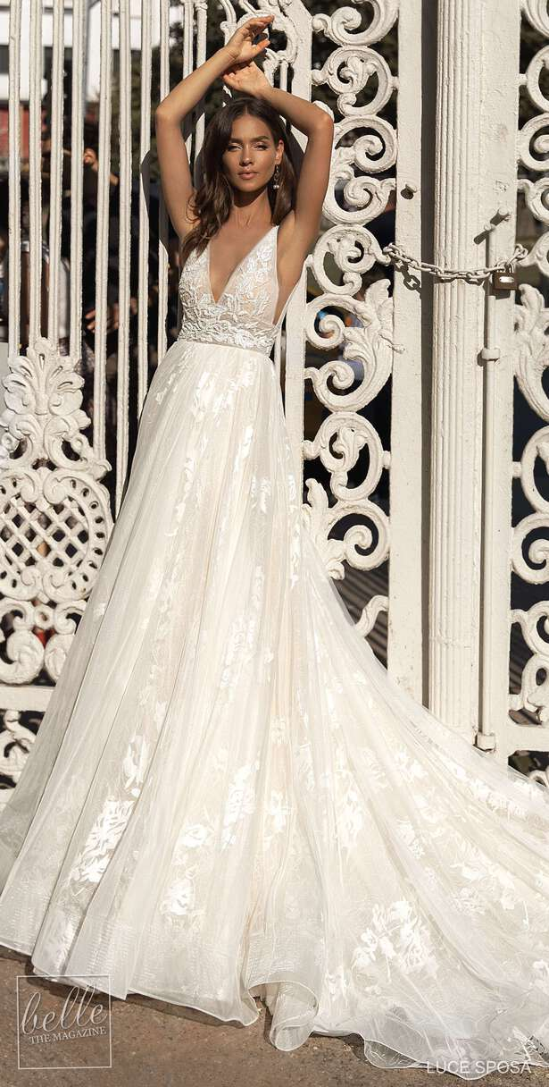 Luce Sposa 2020 Wedding Dresses- Istanbul Collection - Samara