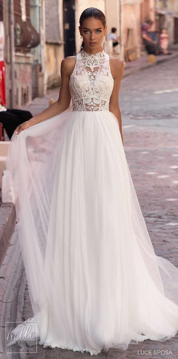 Luce Sposa 2020 Wedding Dresses- Istanbul Collection - Skylar