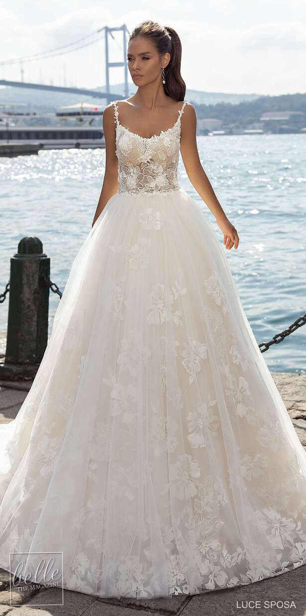 Luce Sposa 2020 Wedding Dresses- Istanbul Collection - Thalia