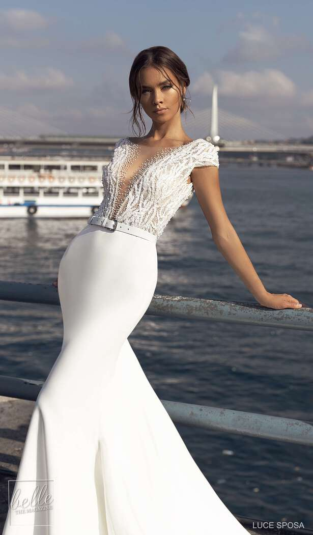 Luce Sposa 2020 Wedding Dresses- Istanbul Collection - Zariah