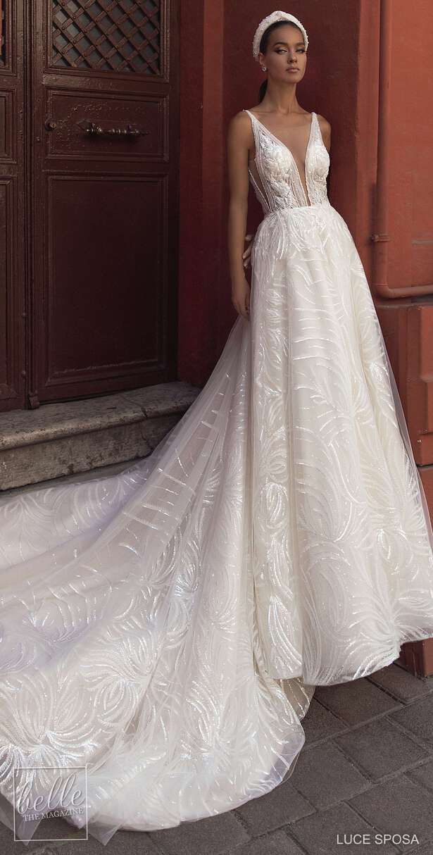 Luce Sposa 2020 Wedding Dresses- Istanbul Collection - Ruby