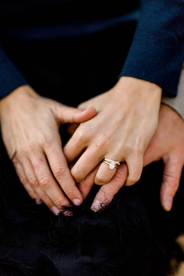 Engagement Rings - Danielle Harris Photography