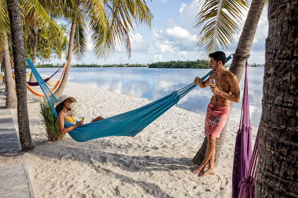 Key West Honeymoon- Couple Hammock