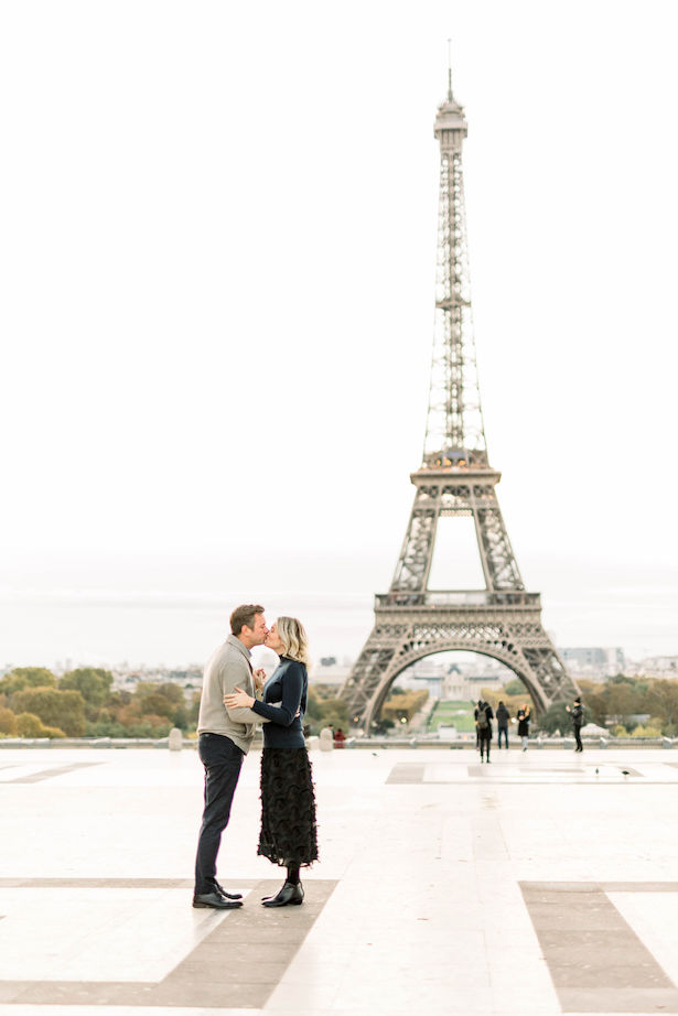 Paris Honeymoon - Danielle Harris Photography