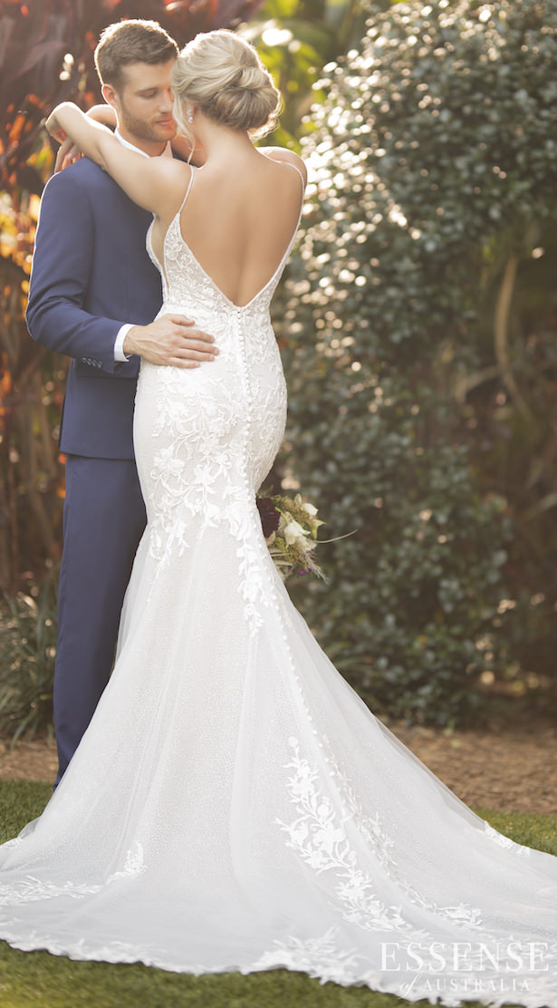 Essense of Australia Wedding Dresses - Style D3066
