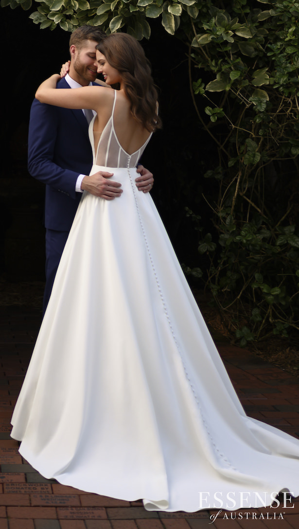 Essense of Australia Wedding Dresses - Style D3080