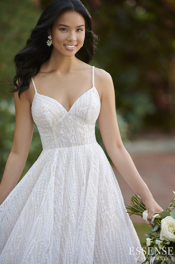 Essense of Australia Wedding Dresses - Style D3152