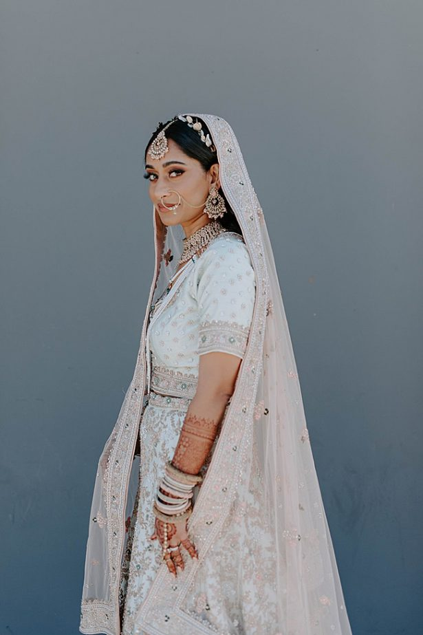 Modern South Asian Wedding for Indian bride- Foolishly Rushing In Photography