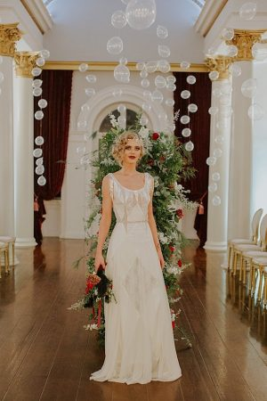 The Great Gatsby Wedding Inspiration - Jamie Sia Photography