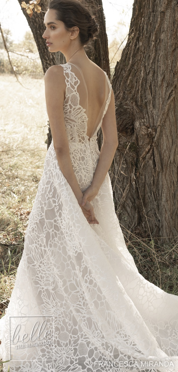 Francesca Miranda Wedding Dresses Fall 2020 - Ali