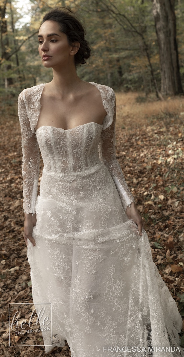 Francesca Miranda Wedding Dresses Fall 2020 - Antoinne