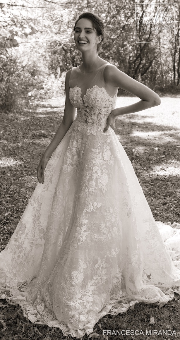 Francesca Miranda Wedding Dresses Fall 2020 - Gabrielle 2