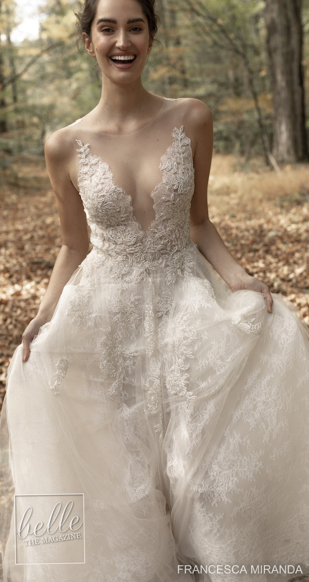 Francesca Miranda Wedding Dresses Fall 2020 - Halo