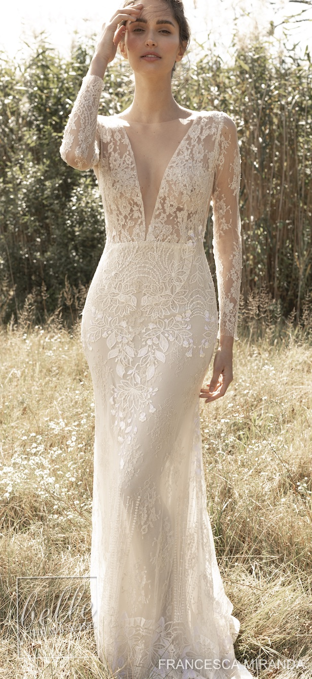 Francesca Miranda Wedding Dresses Fall 2020 - Jazz