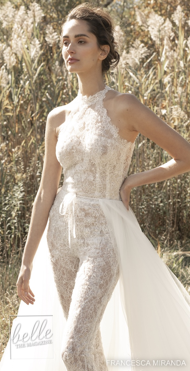 Francesca Miranda Wedding Dresses Fall 2020 - Jo