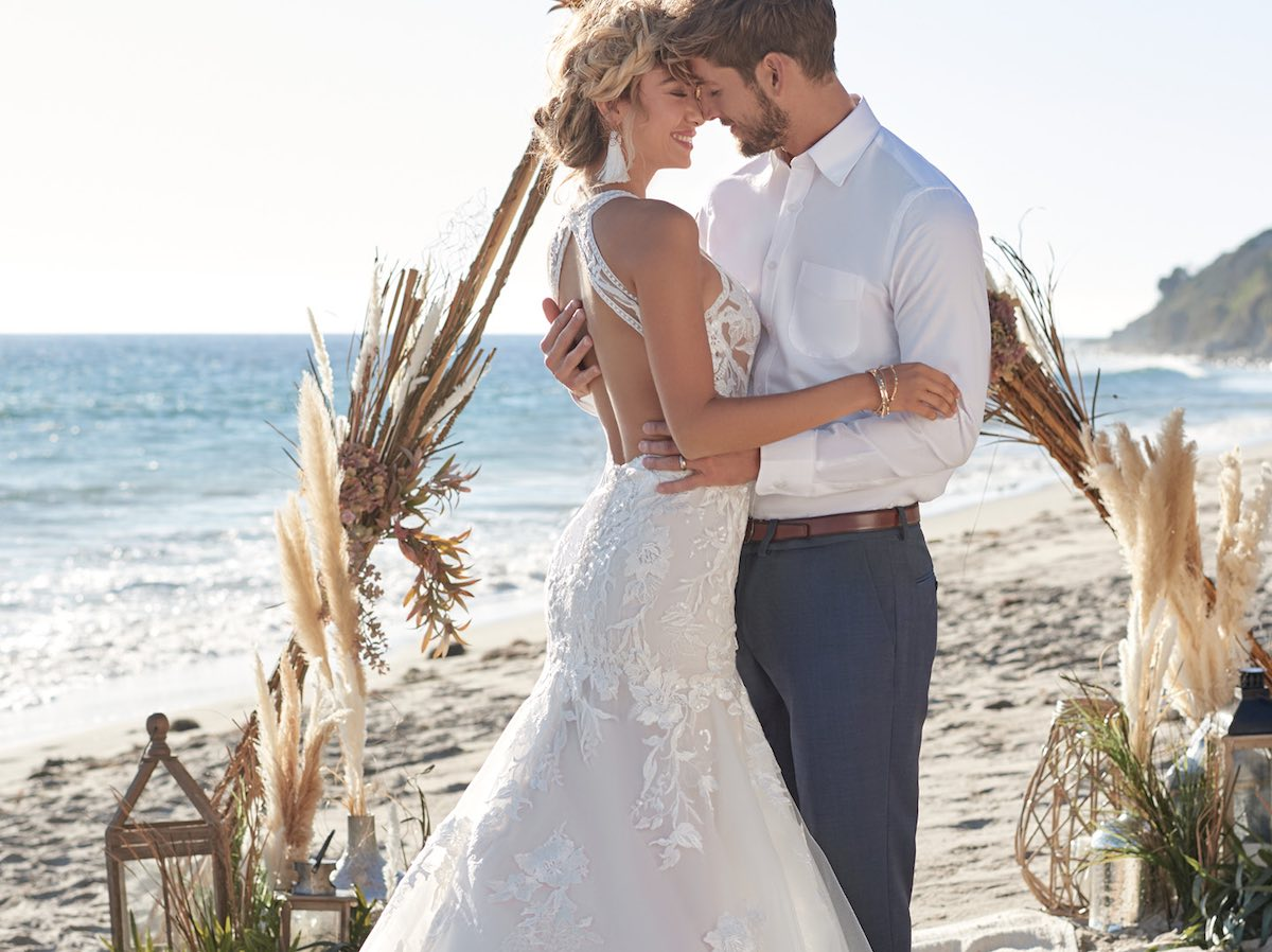 Affordable Wedding Dresses That Will Make You Feel Like A Million Dollars