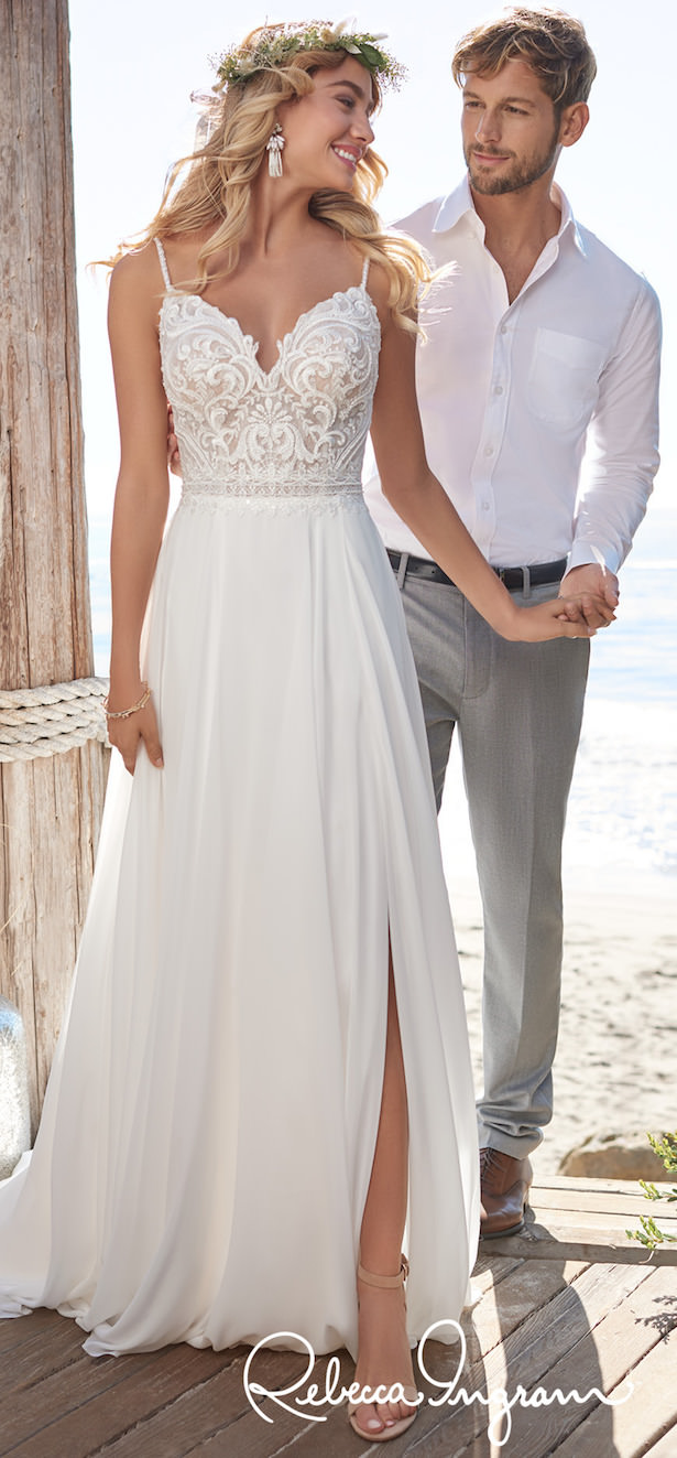 Affordable Wedding Dresses - Dresses - Lorraine by Rebecca Ingram
