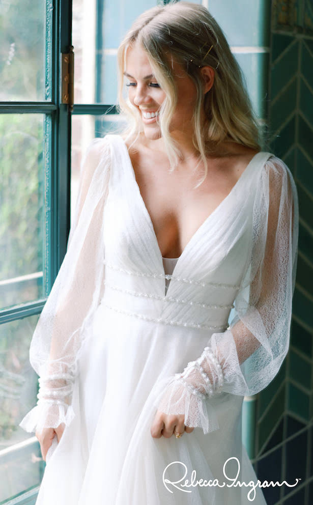 Affordable Wedding Dresses - Rebecca Ingram-Joanne-Lindley Battle Photography