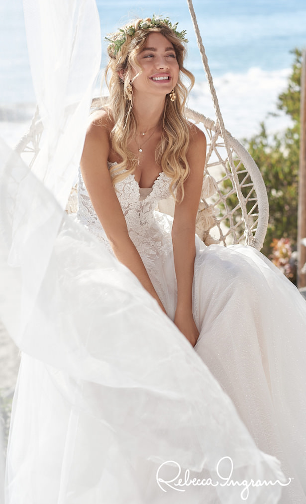 Affordable Wedding Dresses - Mavis by Rebecca Ingram