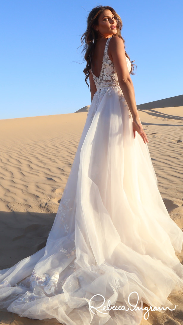 Affordable Wedding Dresses - Rebecca Ingram-Minerva-TinaMitArtistry