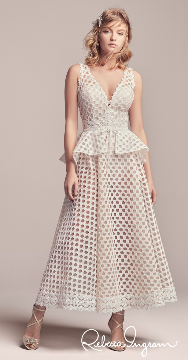 Affordable Wedding Dresses - Reggie by Rebecca Ingram