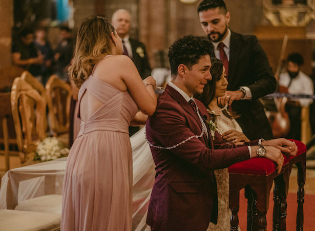 El Lazo - Latino Latinx Hispanic Wedding Tradition - Carlos Lozano Photography