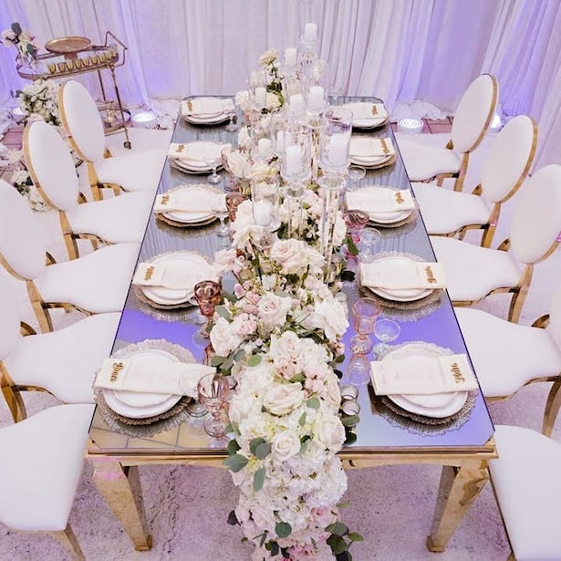 Events By Yosira - Latinx Latina Hispanic Wedding Planner