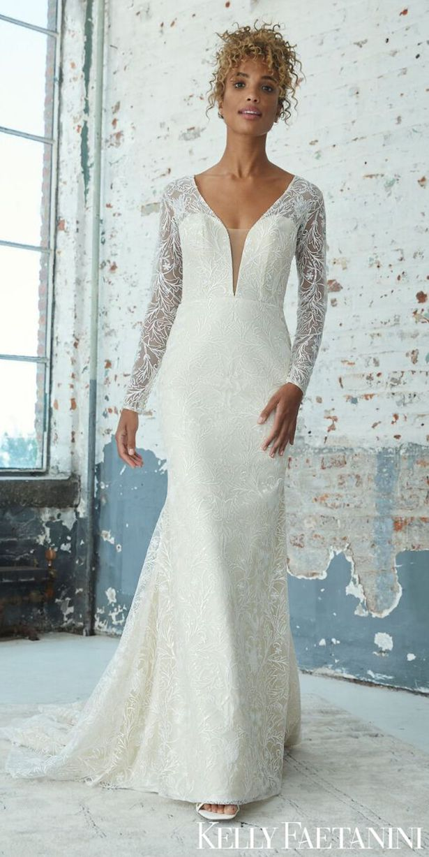 Kelly Faetanini Wedding Dresses 2021 - ANGELICA