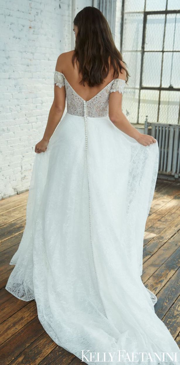 Kelly Faetanini Wedding Dresses 2021 - ASHBY