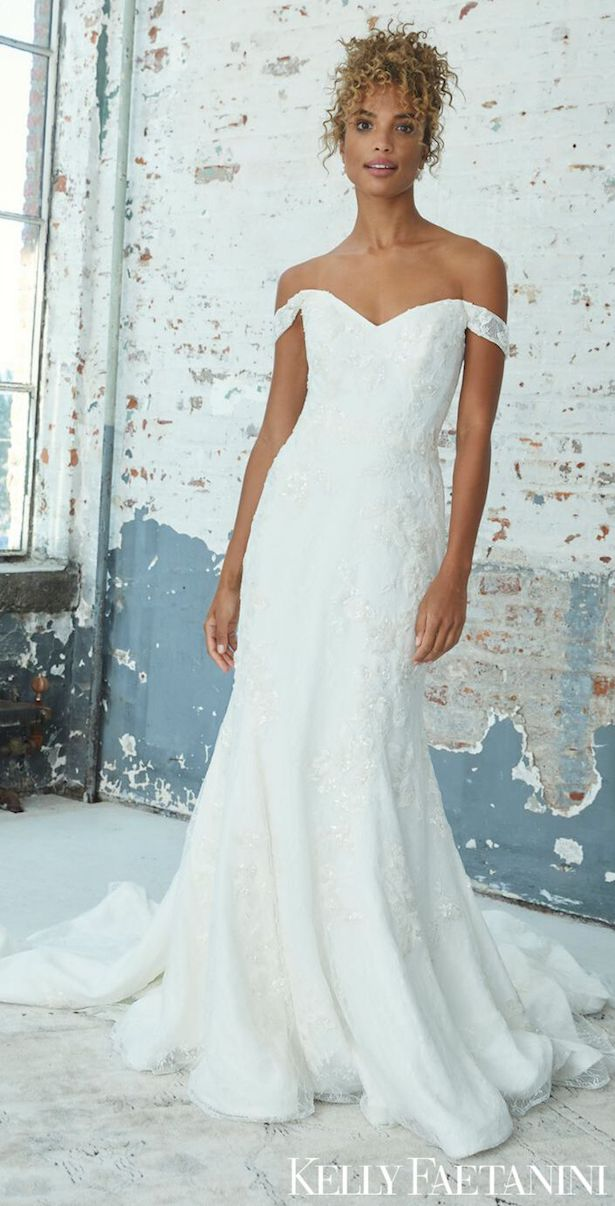 Kelly Faetanini Wedding Dresses 2021 - CAMELIA