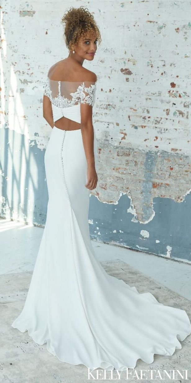 Kelly Faetanini Wedding Dresses 2021 - CYPRESS